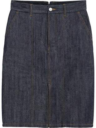 MACKINTOSH Dark Indigo Denim Skirt D-WSK001