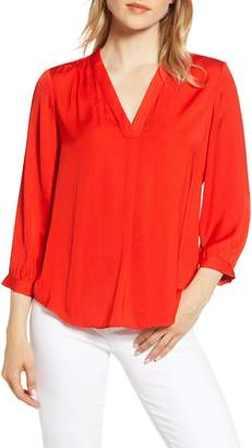 faff07abec7 Vince Camuto Red Women's Tops - ShopStyle