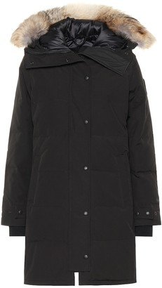 Canada Goose Black Label Shelburne down coat
