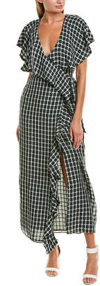 Tularosa Mila Wrap Dress