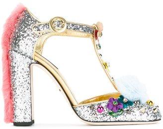 Dolce & Gabbana 'Vally' pumps $1,445 thestylecure.com
