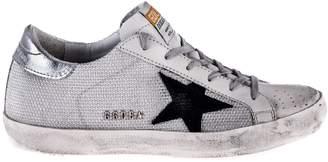 Golden Goose Deluxe Brand Superstar Mesh Sneakers