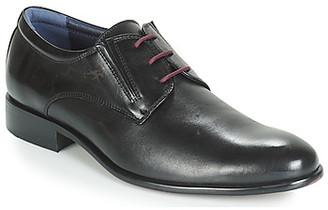 Fluchos APOLO men's Casual Shoes in Black