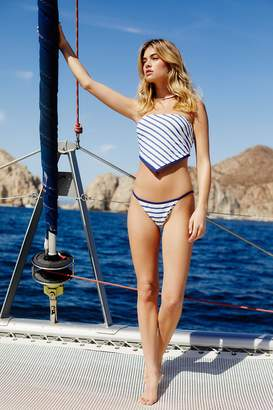 Solid & Striped The Bianca Stripe Bikini Top