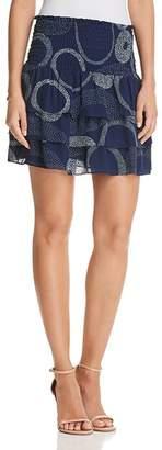 Ramy Brook Annabelle Printed Skirt