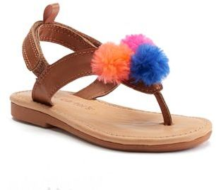 Carter's Fia 6 Toddler Girls' Sandals $34.99 thestylecure.com