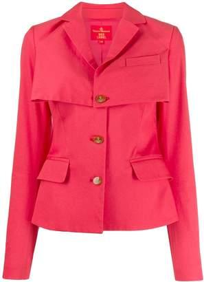 Vivienne Westwood Pre-Owned layered blazer