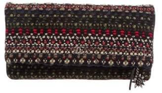 Chanel Métiers D'Art Paris-Salzburg Tweed Clutch Olive Métiers D'Art Paris-Salzburg Tweed Clutch