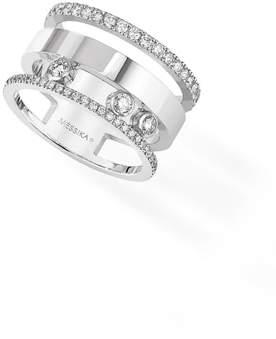 Möve MESSIKA Three Row Romane Diamond Ring