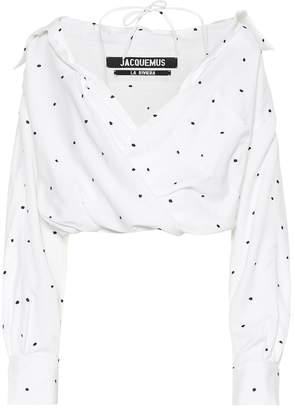 Jacquemus La Chemise Siena shirt