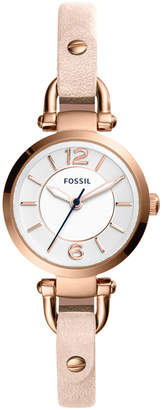 Fossil ES4340 Georgia Beige Watch