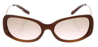 Celine Square Frame Sunglasses Brown Square Frame Sunglasses