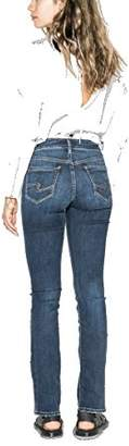Silver Jeans Co. Women's Avery Curvy Fit High Rise Slim Bootcut