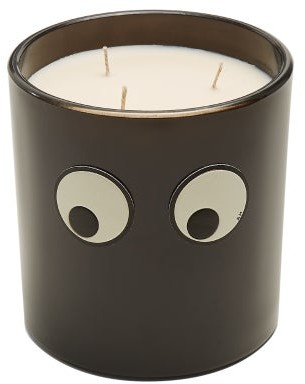 Anya Hindmarch Anya Smells Coffee Large Scented Candle - Black Multi