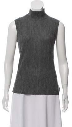Akris Cashmere Sleeveless Sweater