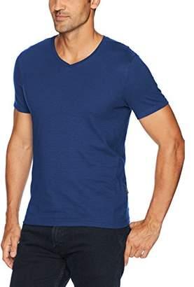 Calvin Klein Men's Slim Fit V-Neck T-Shirt