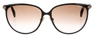 Jimmy Choo Juliet Oversize Sunglasses