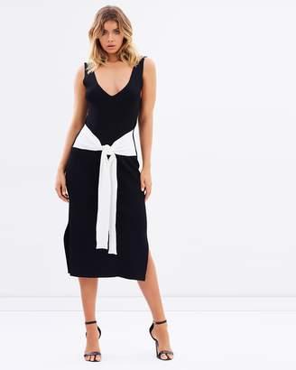 MLM Label Acel Rib Dress