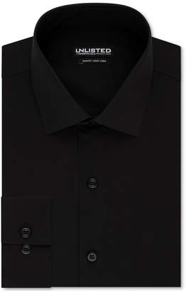 Kenneth Cole Unlisted by Men's Slim-Fit Dress Shirt