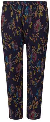 Barena Floral Trousers