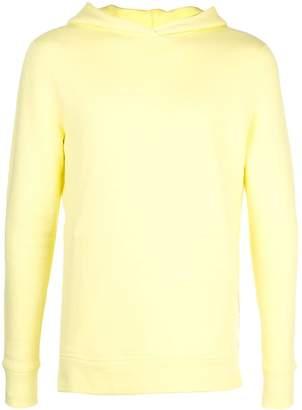 John Elliott side zip hoodie