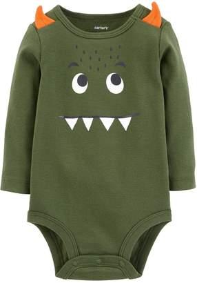 Carter's Baby Boy Monster Bodysuit