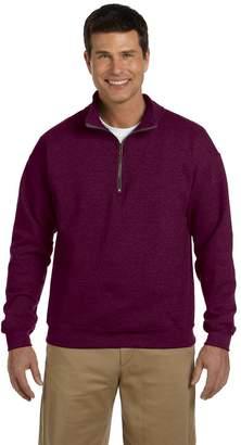 Gildan Heavy BlendTM 8 oz. Vintage Classic Quarter-Zip Cadet Collar Sweatshirt