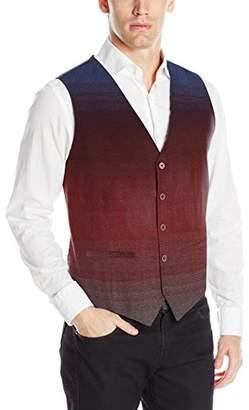 Stone Rose Men's Gradient Vest