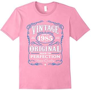Vintage Made In 1985 T-Shirt 33rd Birthday Gift