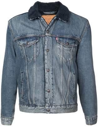 Levi's Type II Sherpa denim jacket