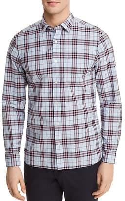 Burberry Alexander Plaid Button-Down Shirt
