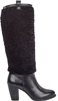 UGG Women's UGG Ava Exposed Fur Boot