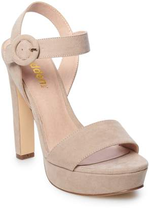 Steve Madden Nyc NYC Reese Women's Platform High Heels