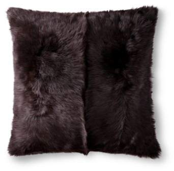 Brighton Brown Throw Pillow