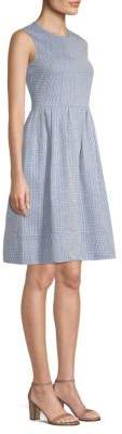 Max Mara Cral Fit-and-Flare Dress
