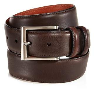 Trafalgar Corvino Double-Keeper Leather Belt
