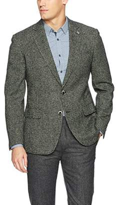 Robert Graham Men's Edwards Tailored Fit Woven Sportcoat