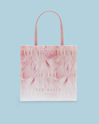 Ted Baker ADENCON Angel Falls large icon bag