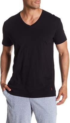 Polo Ralph Lauren Classic V-Neck Cotton Tee - Pack of 3