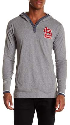 Mitchell & Ness Seal the Win St. Louis Cardinals Hooded Tee