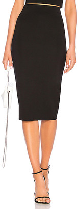 LPA Fitted Midi Skirt