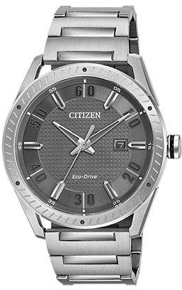 Citizen Eco Drive Stainless Steel Bracelet Watch