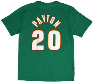 Mitchell & Ness Men's Gary Payton Seattle SuperSonics Hardwood Classic Player T-Shirt