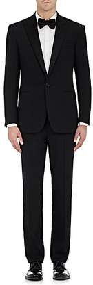 Ralph Lauren Purple Label Men's Anthony Wool One-Button Tuxedo - Black