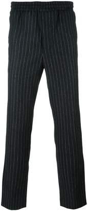 Ami Alexandre Mattiussi pinstripe trousers