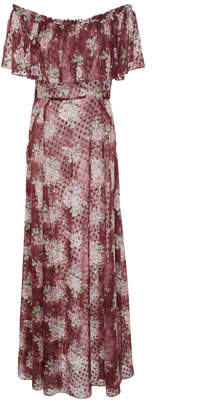 LoveShackFancy Evelyn Maxi Dress