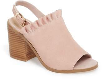 Sbicca Carla Block Heel Sandal