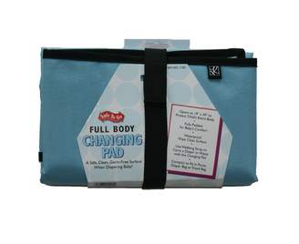 J L Childress Full Body Portable Changing Pad