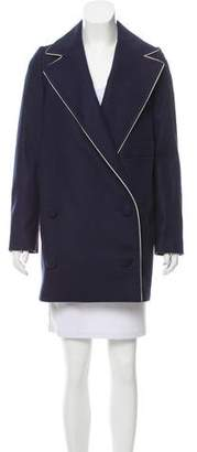 Stella McCartney Tailored Wool Coat