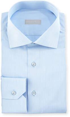 Stefano Ricci Tonal Stripe Dress Shirt